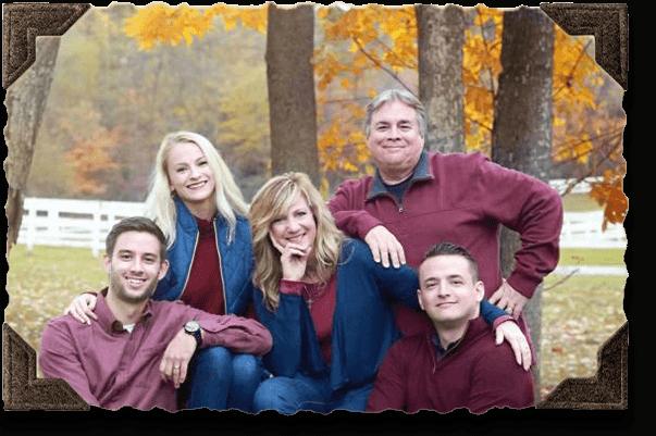 Blasko Family picture